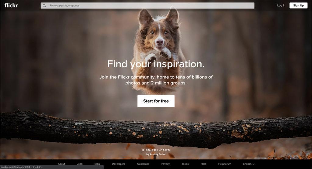 flickr (フリッカー) 公式サイト