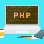 PHPプログラミングのキービジュアル