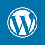 WordPressロゴのサムネイル